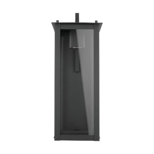 Capital Lighting 934612 Hunt - 20.75 Inch 1 Light Outdoor Wall Mount - in Urban/Industrial style - 8 high by 20.75 wide