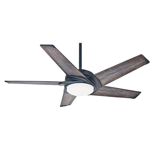 Casablanca Fans 59093 Stealth 5 Blade 54 Inch Ceiling Fan with Wall Control