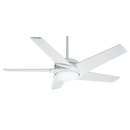 Casablanca Fans 59165 Stealth DC 5 Blade 54 Inch Ceiling Fan with Integrated Control System