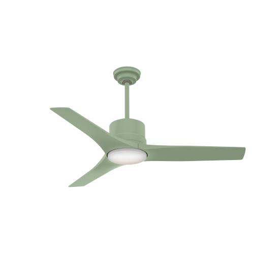 Casablanca Fans Piston Piston 3 Blade 8.66 Inch Ceiling Fan with Handheld Control