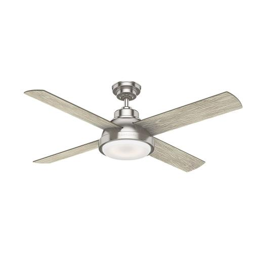 Casablanca Fans 5943-54CFLK Levitt 4 Blade 54 Inch Ceiling Fan with with Wall Control