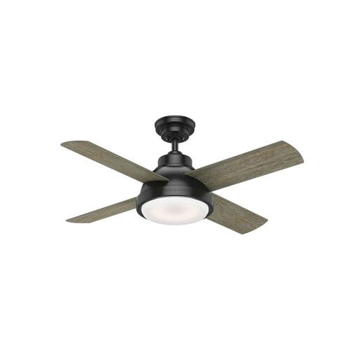Casablanca Fans 5943-44CFLK Levitt 4 Blade 44 Inch Ceiling Fan with with Wall Control