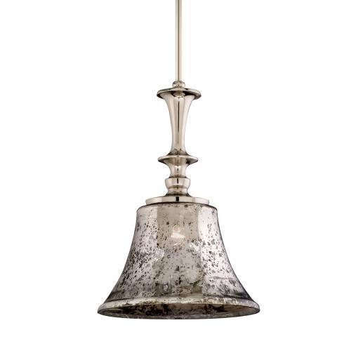 Corbett Lighting 103-42 Argento - One Light Pendant