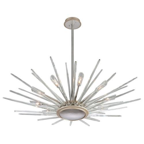 Corbett Lighting 209-412 Chill - Twelve Light Large Pendant