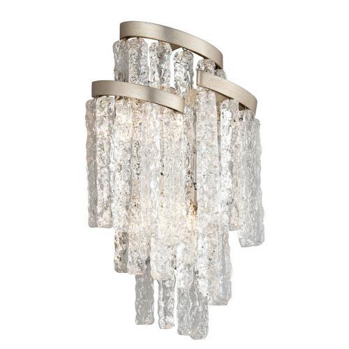 Corbett Lighting 243-13 Mont Blanc - Three Light Wall Sconce