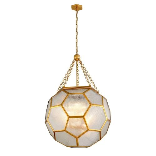 Corbett Lighting 301-712 Hexsation - Twelve Light Pendant