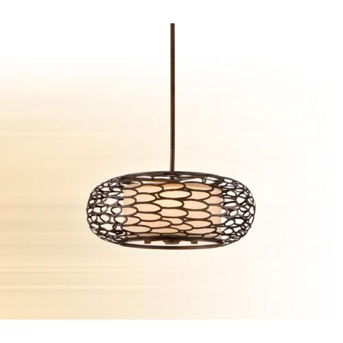 Corbett Lighting 79-43 Cesto - Three Light Pendant