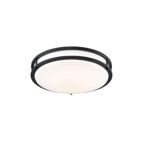 "Cordelia EV1416L30B DF Pro - 16"" 21W 1 3000K LED Low-Profile Flush Mount"