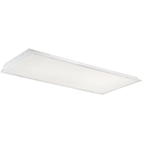 "Cordelia TR24BL50WD DF Pro - 23.75 x 47.88"" 128W 1 LED Commercial Grid Ceiling Troffer"