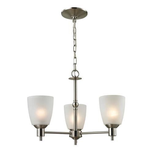 Cornerstone 1303CH/20 Jackson - Three Light Chandelier
