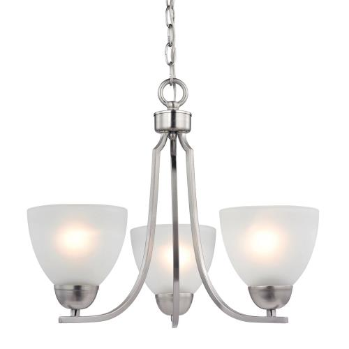 Cornerstone 1403CH/20 Kingston - Three Light Chandelier