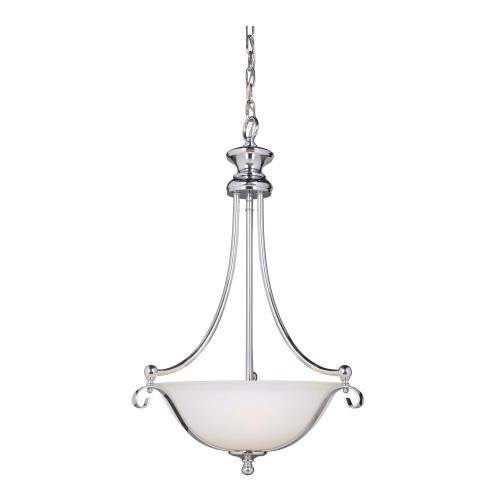 Craftmade Lighting 39843 Chelsea - Three Light Inverted Pendant