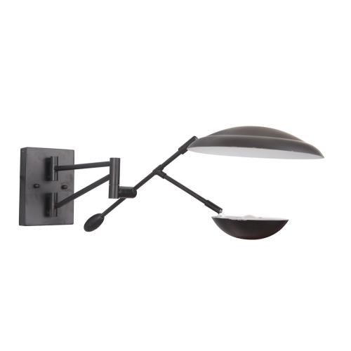 Craftmade Lighting 44361-LED Pavilion - 5W 1 LED Wall Sconce - 9.88 inches wide by 9.5 inches high
