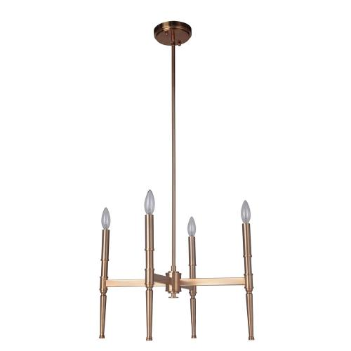 Craftmade Lighting 44624 Ella - Four Light Chandelier
