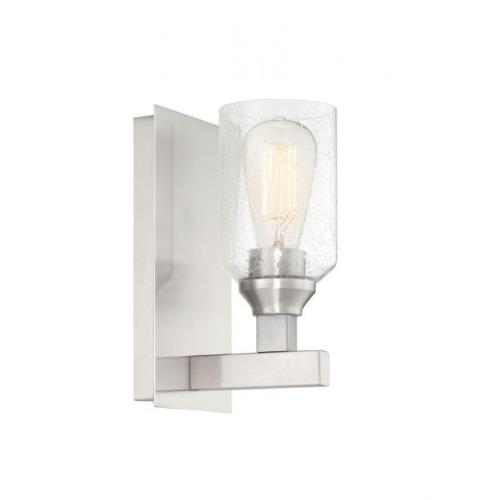 Craftmade Lighting 53161 Chicago - One Light Wall Sconce in Transitional Style - 5.25 inches wide by 10 inches high