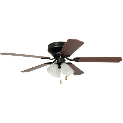Craftmade Lighting BRC52 Brilliante - Ceiling Fan with Light Kit in Traditional Style - 52 inches wide by 12.99 inches high