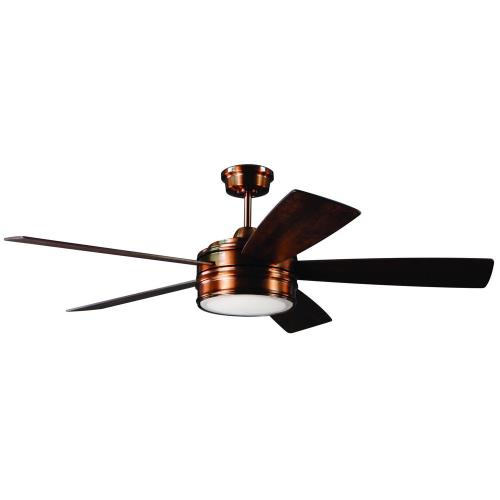 Craftmade Lighting BRX525 Braxton - 52 Inch Ceiling Fan with Light Kit