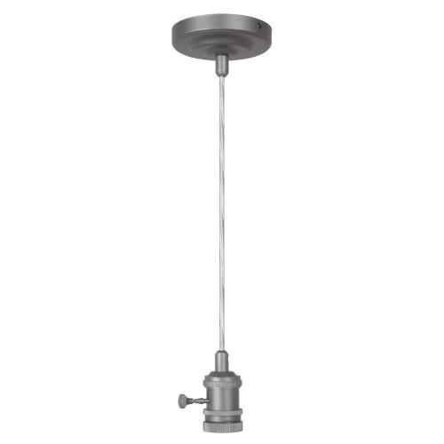 Craftmade Lighting CPMKB-1A Design-A-Fixture - One Light Keyed Socket Mini Pendant Hardware