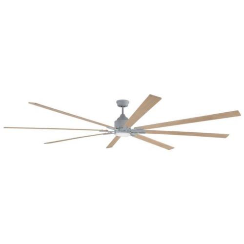 Craftmade Lighting FLE100 Fleming - 100 Inch Ceiling Fan with Light Kit