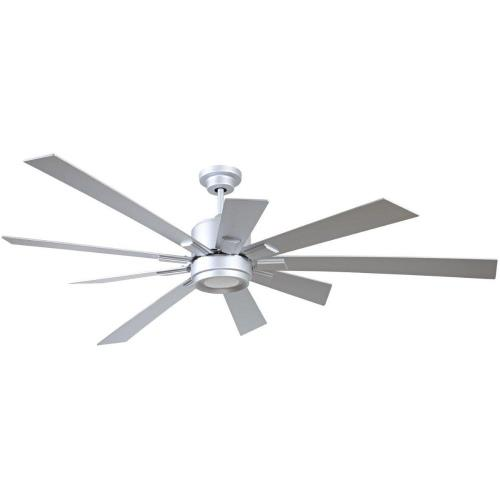 Craftmade Lighting KAT72TI Katana - 72 Inch Ceiling Fan with Light Kit