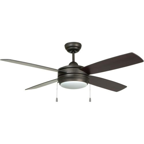 Craftmade Lighting LAV52 Laval - 52 Inch Ceiling Fan with Light Kit