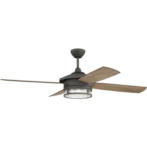 Craftmade Lighting STK52AGV4 Stockman - 52 Inch Ceiling Fan with Light Kit