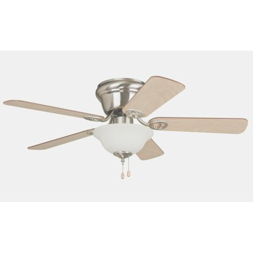 Craftmade Lighting WC42BNK5C1 Wyman - Ceiling Fan with Light Kit in Traditional Style - 42 inches wide by 12.99 inches high