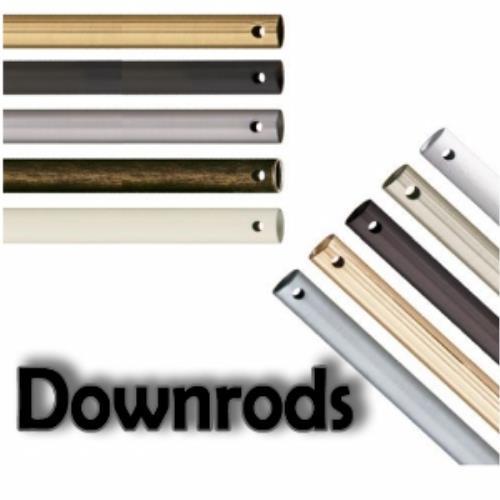 Craftmade Lighting Downrod Accessory - Ceiling Fan Downrod