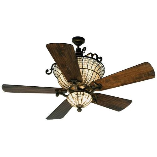 "Craftmade Lighting K10659 Cortana - 54"" Ceiling Fan"