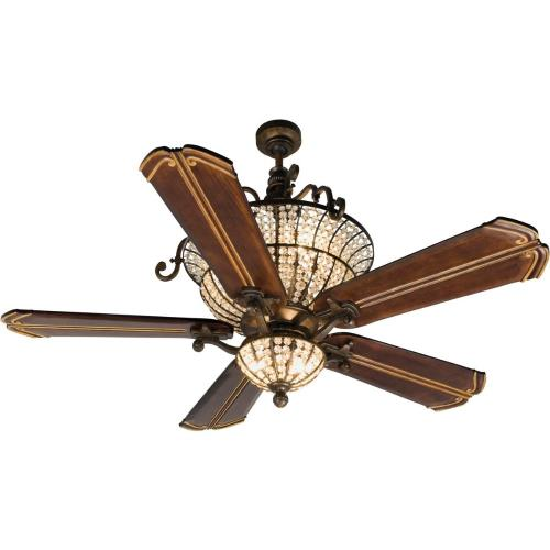 "Craftmade Lighting K10662 Cortana - 56"" Ceiling Fan"