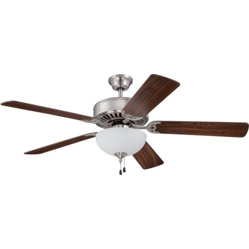 Craftmade Lighting PROTWO Pro Builder 201 - 52 InchCeiling Fan with Light Kit