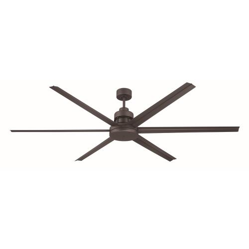 Craftmade Lighting MND72ESP6 Mondo - Ceiling Fan in Contemporary Style - 72 inches wide by 14.4 inches high