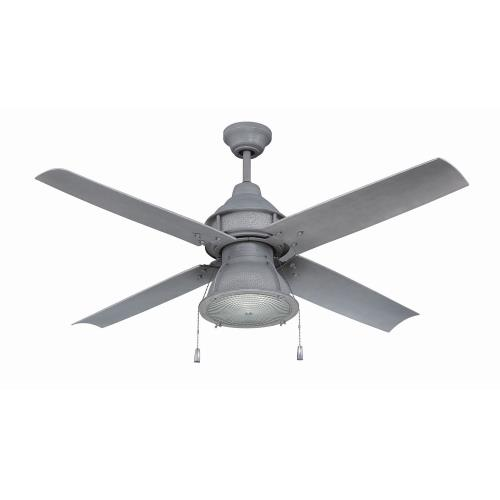 Craftmade Lighting PAR52 Port Arbor - 52 Inch Ceiling Fan with Light Kit