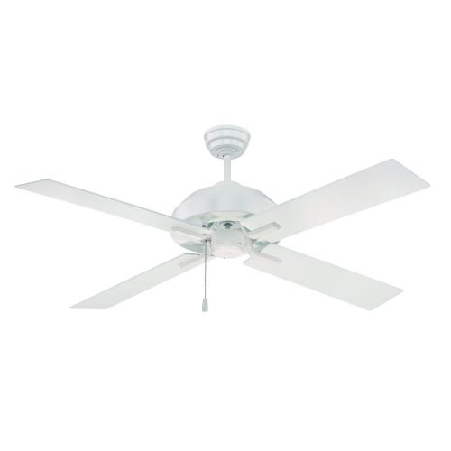 Craftmade Lighting SB52 South Beach - 52 Inch Ceiling Fan With Light Kit