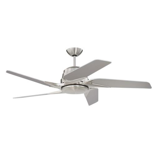 Craftmade Lighting SOE54-5 Solo Encore - Ceiling Fan with Light Kit in Contemporary Style - 54 inches wide by 15.25 inches high