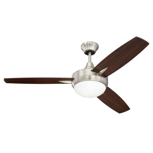 Craftmade Lighting TG48 Targas - 48 Inch Ceiling Fan with Light Kit