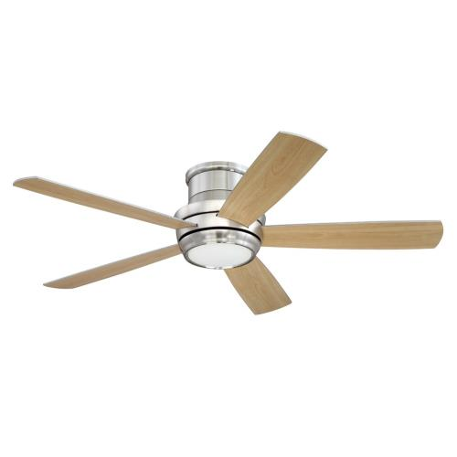 Craftmade Lighting TMPH52-5 Tempo Hugger - 52 Inch Ceiling Fan with Light Kit