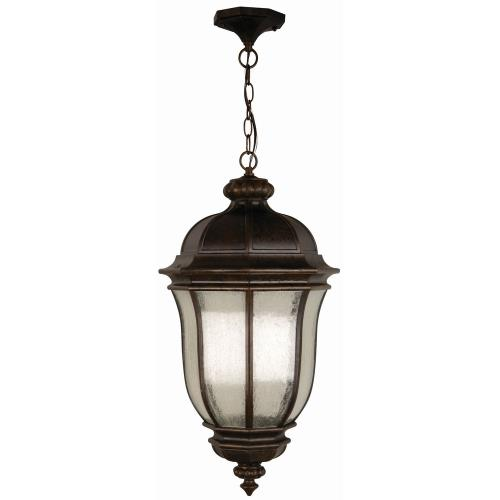 Craftmade Lighting Z3321 Harper - Three Light Large Pendant in Traditional Style - 9 inches wide by 24.31 inches high