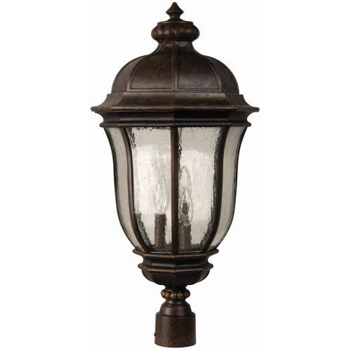Craftmade Lighting Z3325 Harper - Three Light Post Lantern