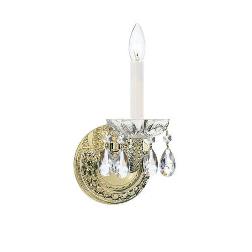 Crystorama Lighting 1112 Traditional Crystal - Six Light Chandelier