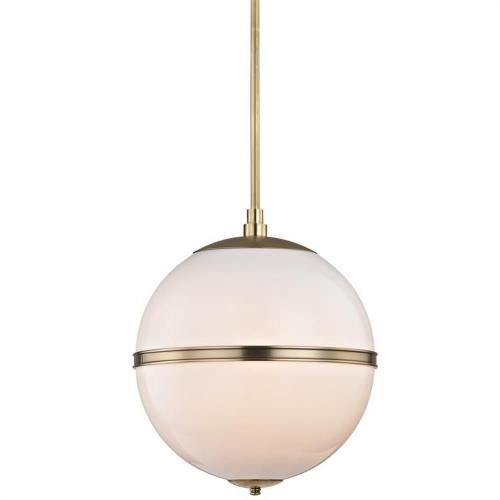 Crystorama Lighting 2016 Truax - Three Light Mini Chandelier in classic, elegant, and casual Style - 16 Inches Wide by 22 Inches High