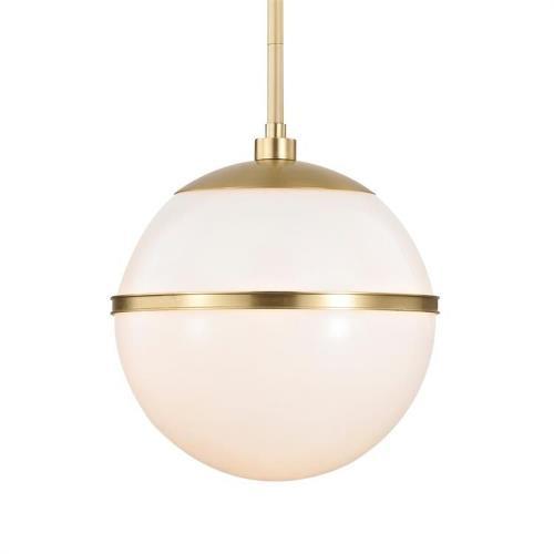 Crystorama Lighting 2112 Truax - One Light Pendant