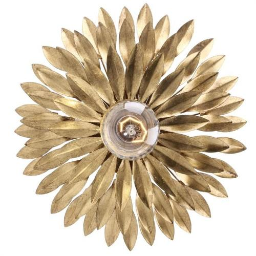Crystorama Lighting 500 Broche - One Light Sconce