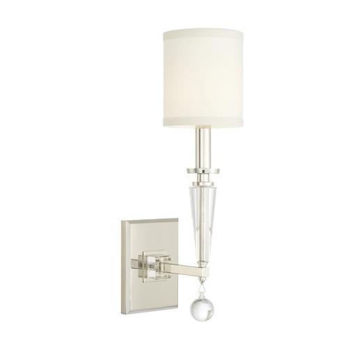 Crystorama Lighting 8101 Paxton - One Light Wall Sconce