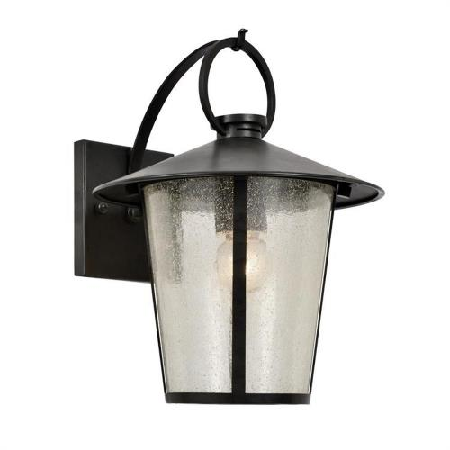 Crystorama Lighting AND-9201-SD-MK Andover - One Light Outdoor Wall Mount