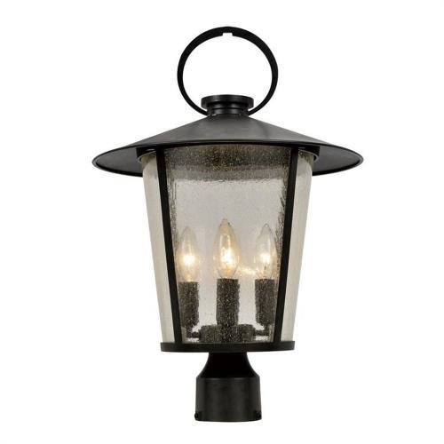 Crystorama Lighting AND-9209-SD-MK Andover - Four Light Outdoor Post Mount