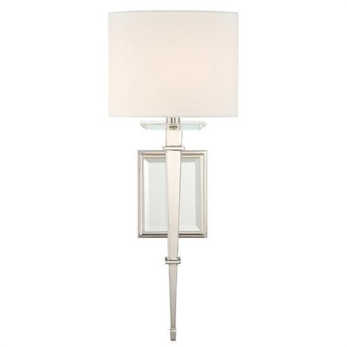 Crystorama Lighting CLI-231 Clifton - One Light Wall Sconce