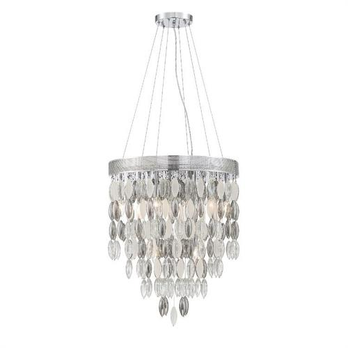 Crystorama Lighting HUD-A2219 Hudson - 9 Light Chandelier