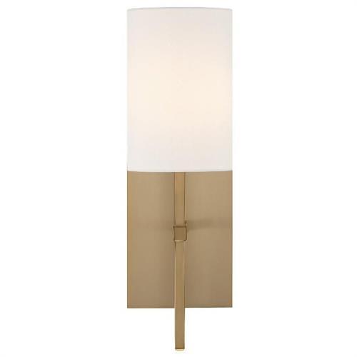 Crystorama Lighting VER-241 Veronica - One Light Wall Sconce
