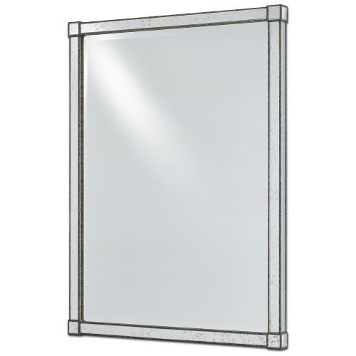 Currey and Company 1000-0008 Monarch - 40 Inch Mirror
